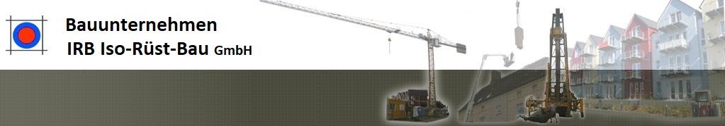 IRB Iso-Rüst-Bau GmbH